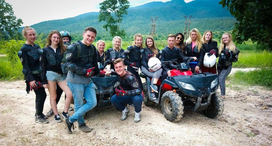 atv excursion from chiang mai