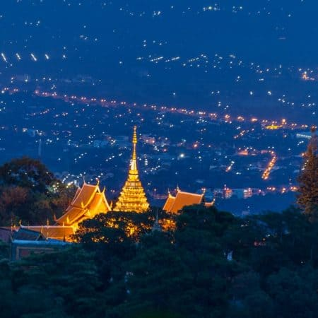 night tour doi suthep chiang mai