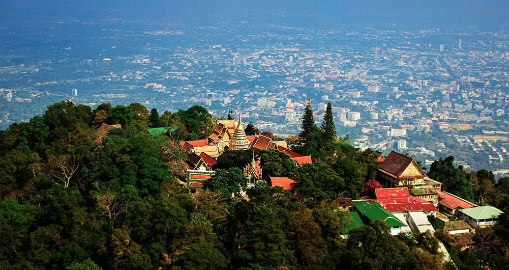things to see in chiang mai doi suthep